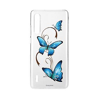 Hull For Xiaomi Mi 9 Lite Myk Butterfly På Arabesque