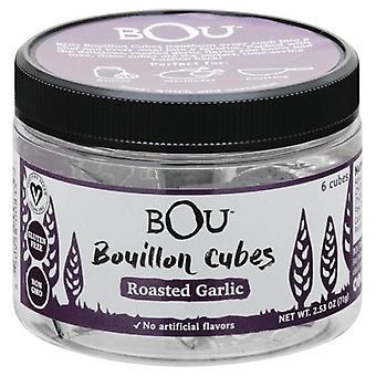 Bou Roasted Garlic Bouillon Cubes