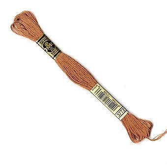DMC Special Mouline Stranded Cotton Cross Stitch Threads Skeins 8m - 3772