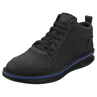 Camper Rolling Mens Casual Shoes in Black