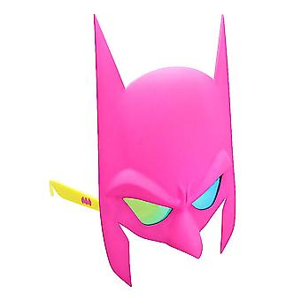 Party Costumes - Sun-Staches - Batman Pink New SG3631