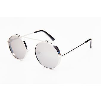 Sonnenbrille Unisex  Silber/Silber (20-131)