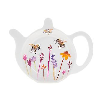 Busy Bees Design Teabag Tidy