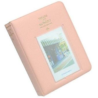 Instax Mini Name Card Pieces Of Moment Photo Book Album