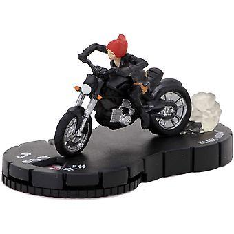 Heroclix Black Widow Movie Black Widow w/Motorcycle