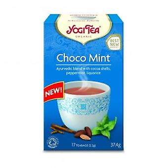 Yogi Tea - Choco Mint Organic Tea 17 Bags