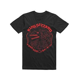 King Gizzard & The Lizard Wizard Nonagon Mono T-shirt