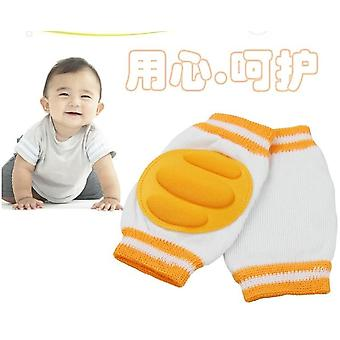 Children Knee Pads Baby Elbow Kids Protector Safety Newborn Crawling Cushion Mat Boys Leg Warmers First Walking
