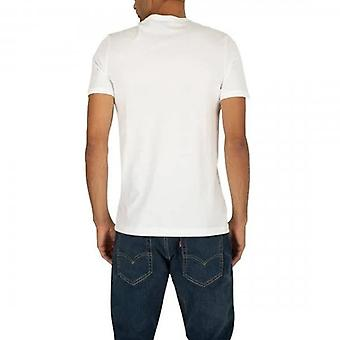 G-Star Raw Graphic 4 Logo T-Shirt White D15104