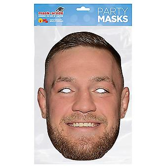 Mask-arade Conor McGregor Celebrities Party Face Mask