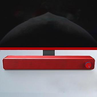 Computer Desktop, Audio Strip Notebook & Mobile Phone Multimedia Speaker