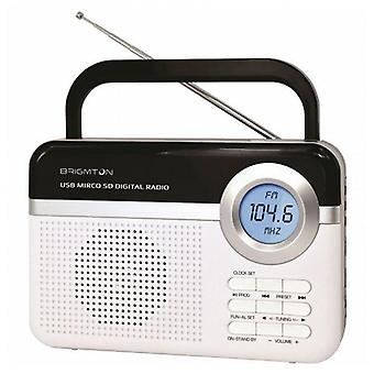 Transistorradio BT251B Wit