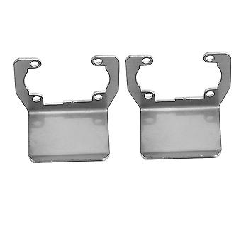 2x Protection Skid Plate To Protect Axle for Axial Scx10 II 90046 90047