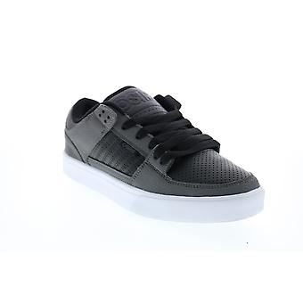 Osiris Protocol  Mens Gray Synthetic Skate Sneakers Shoes