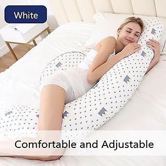 Soft Comfortable Pregnancy Pillow,  Long Side Sleeping Body Pillow For Pregnant