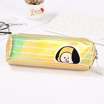 Pencil Case Cartoon, Laser Pen Bag For School Supplies, Stationery