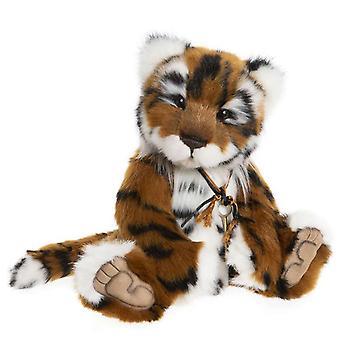 Charlie Bears Minikin Tiger 33 cm