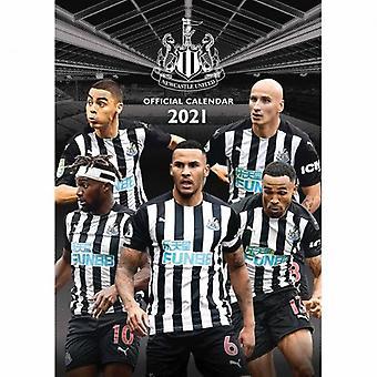 Newcastle United Calendar 2021