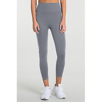 Jerf Womens Gela Grey Seamless Active leggings