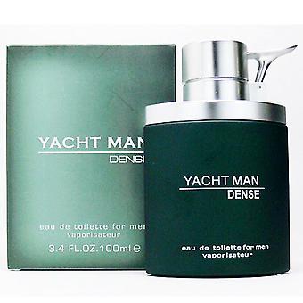 Yacht Man Dense by Myrurgia 100ml EDT Spray