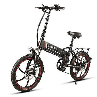 Folding Electric E-bike, Scooter, Motor Conjoined, Rim Power Assist