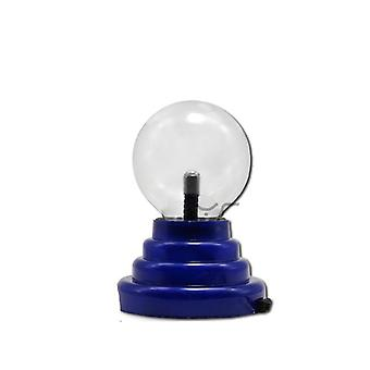 Novidade Magic Crystal Plasma Ball Touch Lamp 220v Led Night Light
