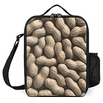 Peanut Family Printed Lunch Bags