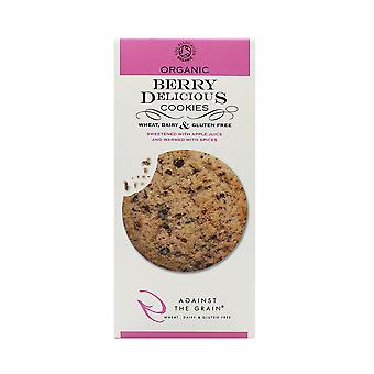 Island Bakery Biscuits délicieux baies biologiques 150g x6