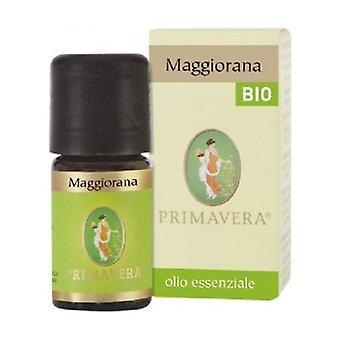 Organic Marjoram Essential Oil None
