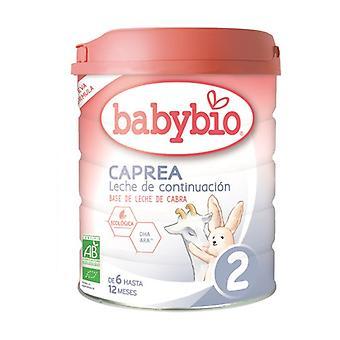 Goat Milk Caprea 2 6m + 800 g of powder