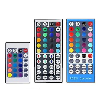 Rgb Ir Infrared Remote Controller For Rgb/rgbw Led Strip