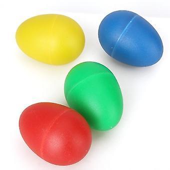 6x Egg Shakers For Children - Fun Musical Education For Chiildren