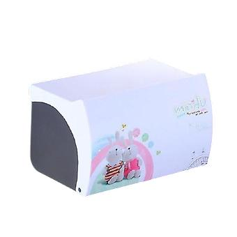 Portable Toilet Paper, Towel Holder, Plastic Wc Roll Paper Dispenser