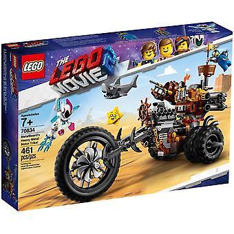 LEGO 70834 Metal baards Heavy Metal Trike