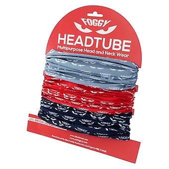 Carl Fogarty Motorcycle Neck Tube Bandana Pack Of 3 Official Foggy Merchandise