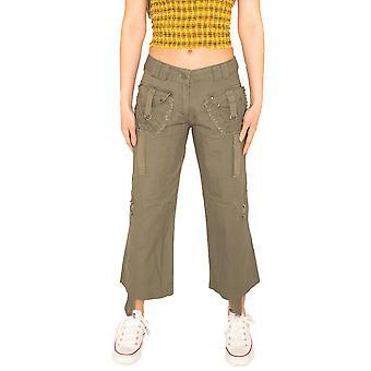 Pantalones cortos ligeros - verde