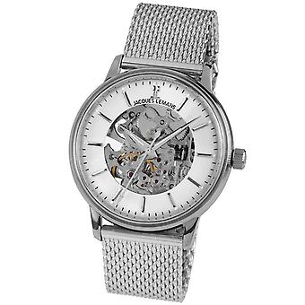 Mens Watch Jacques Lemans N-207C, Automatisk, 38mm, 5ATM