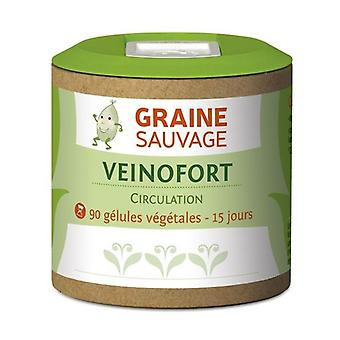 Veinofort BIO 90 capsules of 350mg