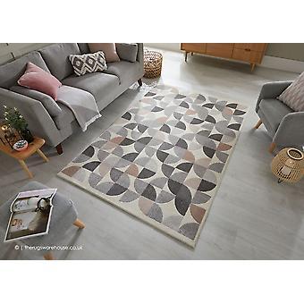 Alcazar grå rosa matta