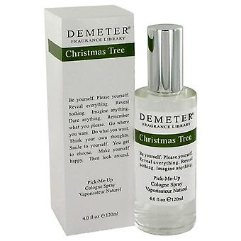 Demeter Christmas Tree Cologne Spray By Demeter 4 oz Cologne Spray