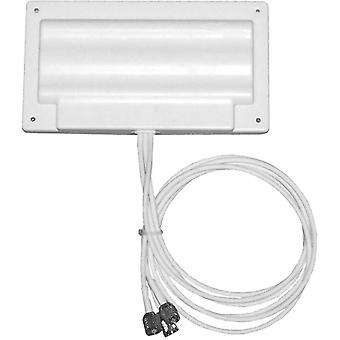 5 GHz 7 dBi suuntainen WiFi-antenni 3 RPSMA:lla