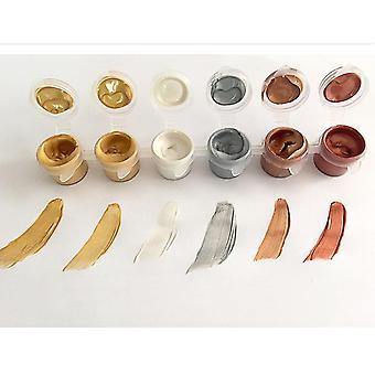 Colors Suit Acrylic Paint Gold Silver Bronze