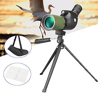 12-36x50 Optical Zoom Monocular HD Optic Lens Bird Watching Telescope Outdoor Camping