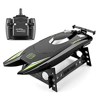 Radio Remote Control Boat Rowing 7.4v Capacity Battery 30km Per Hour