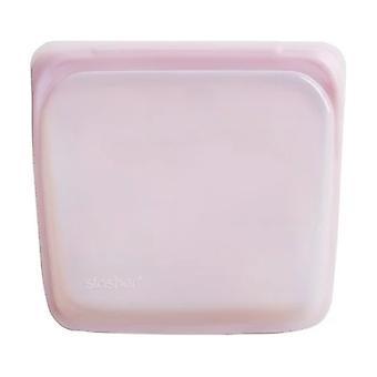 Reusable Rose Quartz Silicone Bag 1 unit