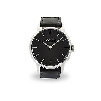 Locman Wristwatch 1960 0251V01-00BKNKPK