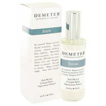 Demeter Snow av Demeter Cologne spray 4 oz (damer) V728-430658