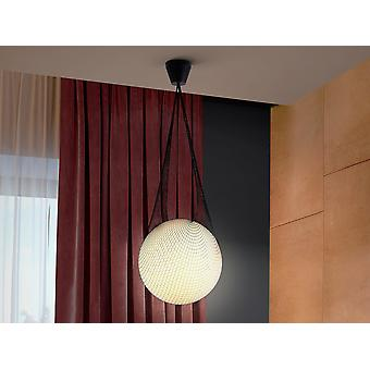 Schuller Globe - Vedhæng Light Globe Light, Sort, 1x E27