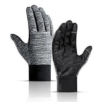 Outdoor Sports Running Glove, Fitness Full Finger Gloves