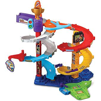 Jezdci VTech Toot Toot Twist & Race Tower